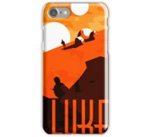 Luke - Son of the Chosen One iPhone Case/Skin