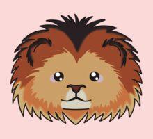 Lion - African Wildlife One Piece - Short Sleeve