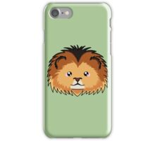 Lion - African Wildlife iPhone Case/Skin