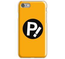 FLCL - P! iPhone Case/Skin