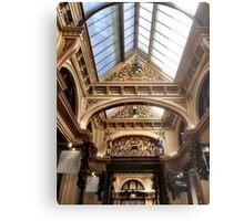 Ceiling And Architecture Metal Print