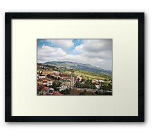Bardi Countryside Framed Print