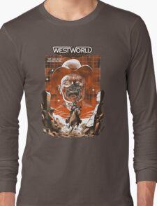 westworld Long Sleeve T-Shirt