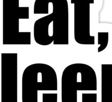 Music  Eat Sleep Repeat Sticker