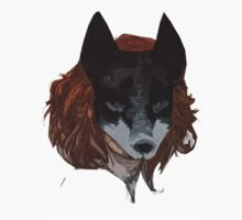 Kitsune - Fox Mask T-Shirt