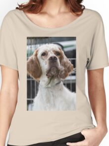 cute dog Women's Relaxed Fit T-Shirt