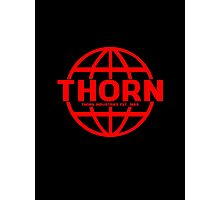 Thorn Industries Photographic Print