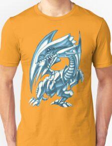 blue eyes white dragon yugioh T-Shirt