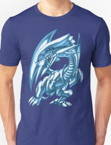 blue eyes white dragon yugioh T-Shirt