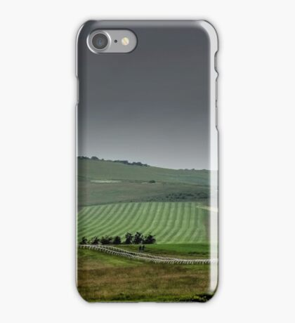 English Country Landscape 4 iPhone Case/Skin