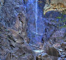 Yosemite's Bridalveil Fall by zumi