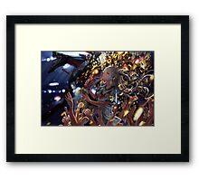 Neon Genesis Evangelion Framed Print