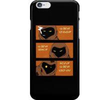 The Good The Bad The Utinni iPhone Case/Skin