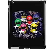 Pirate Rangers iPad Case/Skin