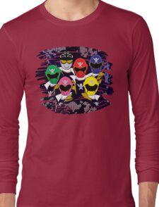 Pirate Rangers Long Sleeve T-Shirt