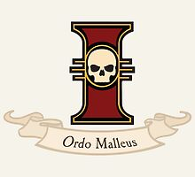 Ordo Malleus (Warhammer) by moombax