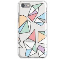 Polygonal fun iPhone Case/Skin