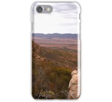 Australian Outback Stormy Day iPhone Case/Skin