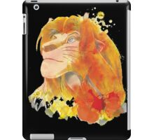 The King of Jungle iPad Case/Skin