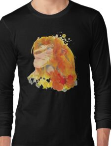 The King of Jungle Long Sleeve T-Shirt