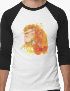 The King of Jungle Men's Baseball ¾ T-Shirt