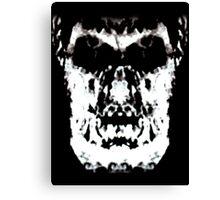 Resident Evil 2 - Box Art Zombie Canvas Print