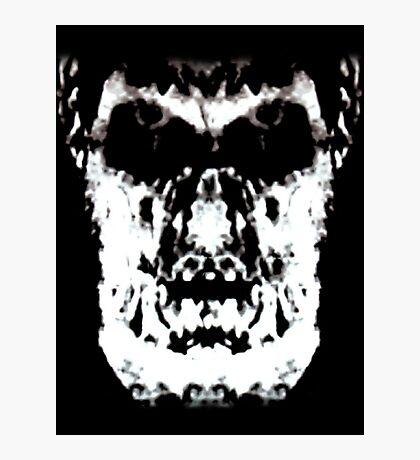 Resident Evil 2 - Box Art Zombie Photographic Print