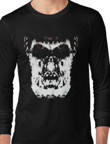 Resident Evil 2 - Box Art Zombie Long Sleeve T-Shirt