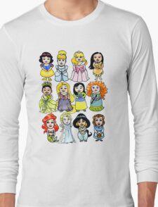 Princesses Long Sleeve T-Shirt
