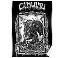 Cthulhu Has Risen Poster