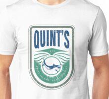 Quint's - Amity Island Shark Fishing Unisex T-Shirt