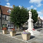 TOWN CENTRE - SOMERTON by Marilyn Grimble
