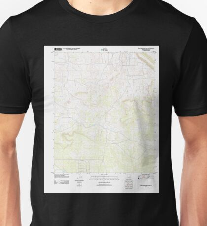 USGS TOPO Map Arizona AZ Mesa Redonda NW 20111103 TM Unisex T-Shirt