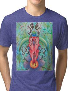 Mexican Summer  Tri-blend T-Shirt
