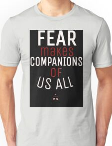 Fear- Doctor Who Unisex T-Shirt