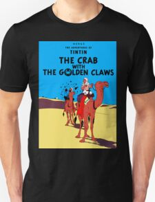 Tintin - The Crab With the Golden Claws Unisex T-Shirt