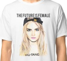Cara Future Female Classic T-Shirt