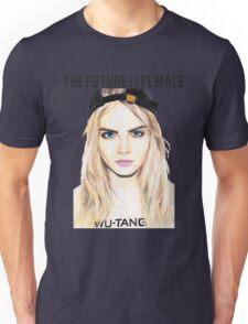 Cara Future Female Unisex T-Shirt