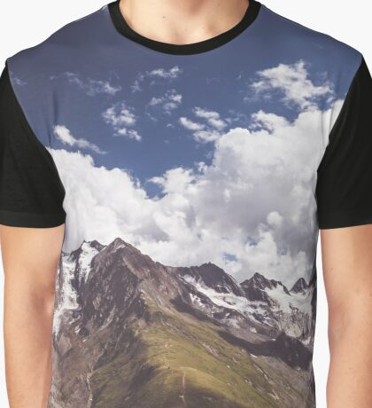The mighty glaciers Graphic T-Shirt