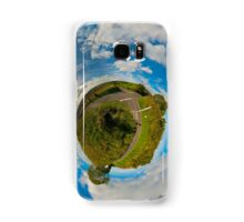 Country Roads - Killea Crossroads, Derry, N. Ireland Samsung Galaxy Case/Skin