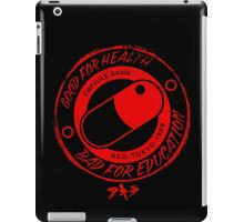 Bad for Education iPad Case/Skin