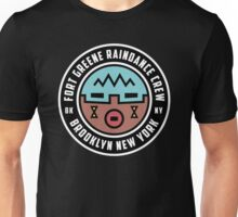 Fort Greene Raindance Crew Unisex T-Shirt