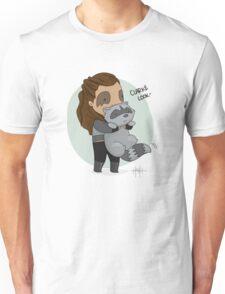 Lexa and Lexacoon Unisex T-Shirt
