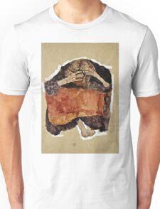 Egon Schiele -Troubled Woman  Unisex T-Shirt