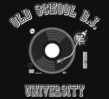 Old School D.J. Kids Clothes