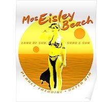 Mos Eisley Beach Poster