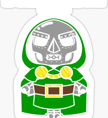 Mr.(Dr,)Doom Sticker