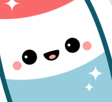 Kawaii Popsicle Sticker