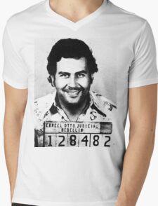 King of Coke Mens V-Neck T-Shirt