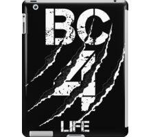 B&C For LIFE iPad Case/Skin